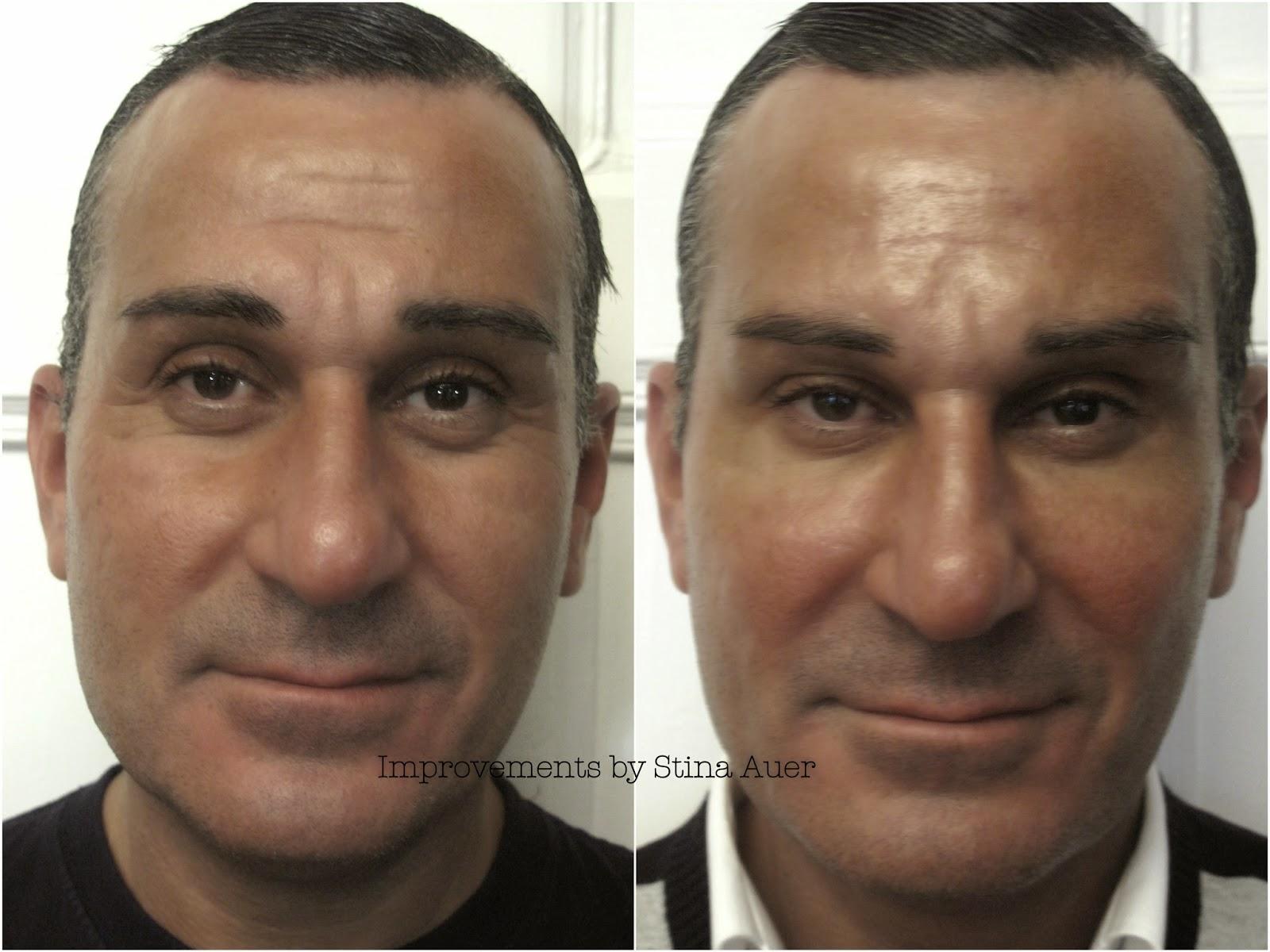 hur ser man äldre ut i ansiktet